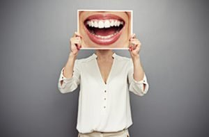 Komplett neue Zähne