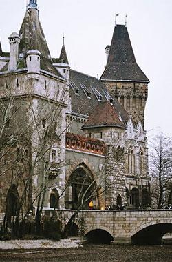 Budapest Vajdahunyadvar