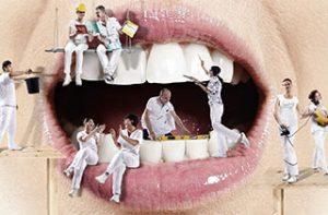 Richtige Zahnpflege