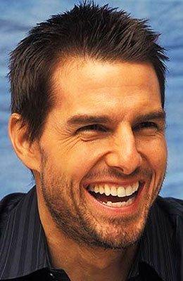 Tom Cruise Zähne